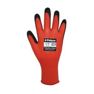 Polyco Polyflex Ultra Gloves Front