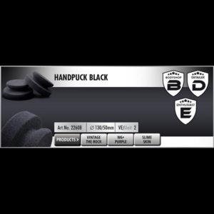 scholl concepts HandPuck 130x50mm black details