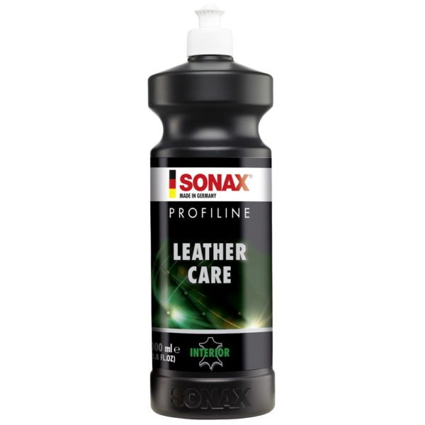 SONAX leather care