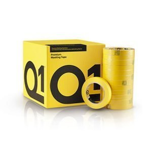 Q1 Precision Line Masking Tape 24mmx50m - Cullen Car Care Shop