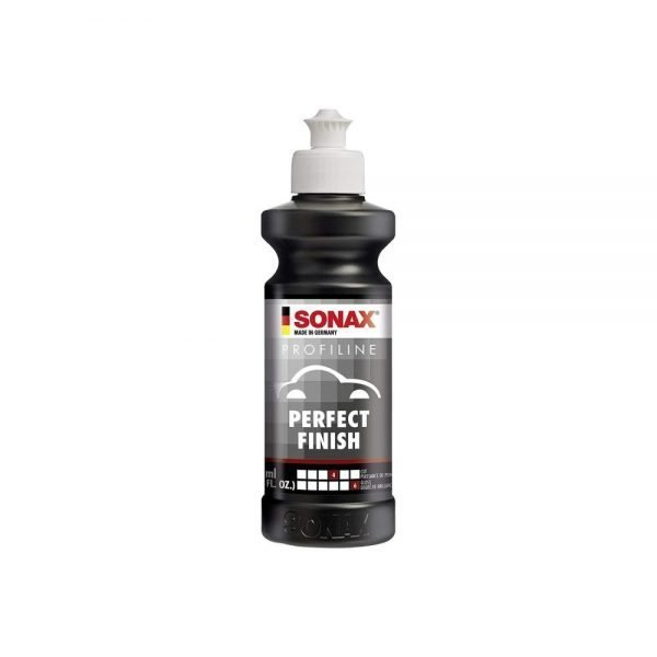 SONAX Perfect Finish 250ml at Cullen Car Care Products Ireland
